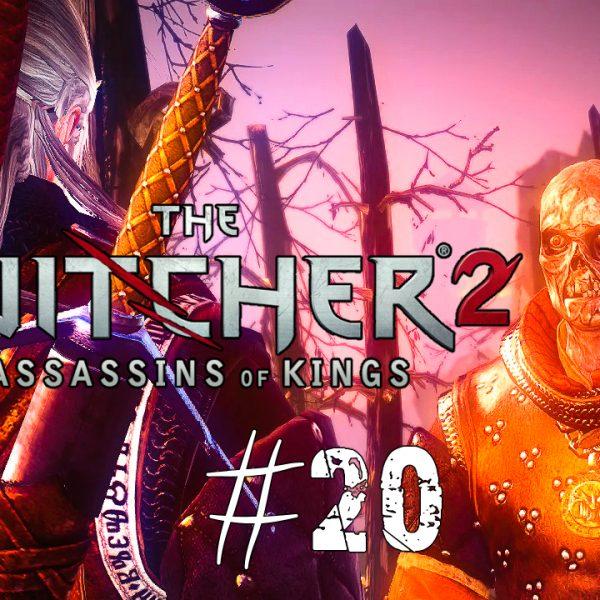 The Witcher 2 - FR - épisode 20 - Acte 2 - La bataille éternelle