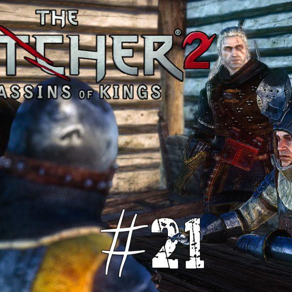 The Witcher 2 - FR - épisode 21 - Acte 2 - La théorie du complot (suite)