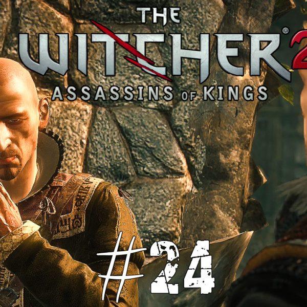 The Witcher 2 - FR - épisode 24 - Acte 3 - Jeux de poker à Loc Muinne