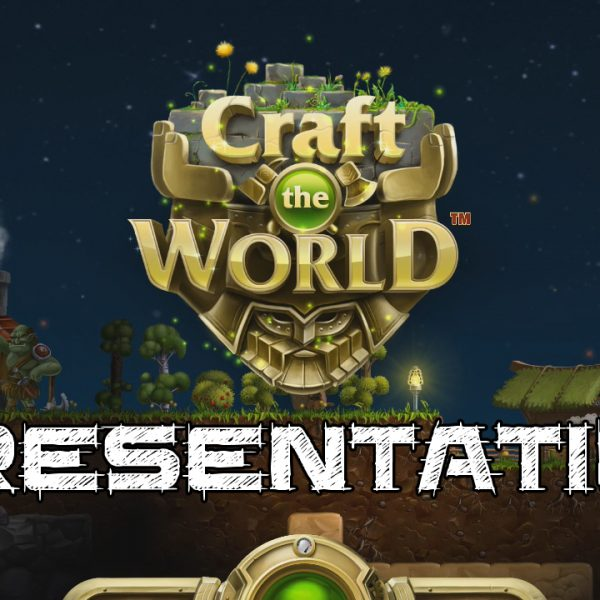 Craft the world - FR - #1 Présentation (début monde 1)