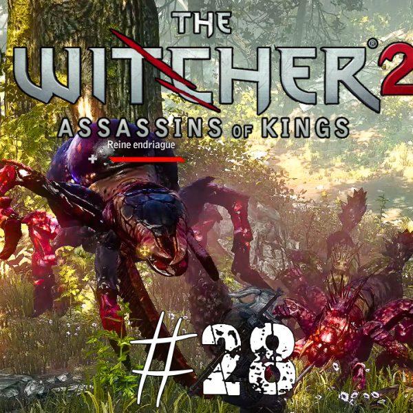 The Witcher 2 - FR - épisode 28 - Acte 3 - Un manuscrit crypté