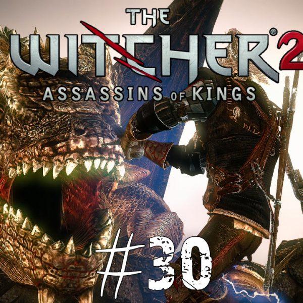 The Witcher 2 - FR - épisode 30 - Acte 3 - Le sommet des sorceleurs