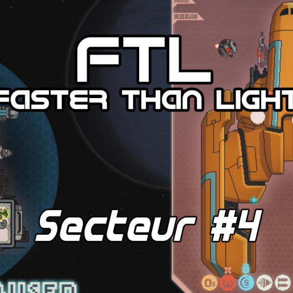FTL: Faster Than Light - FR - The Torus - Secteur 4