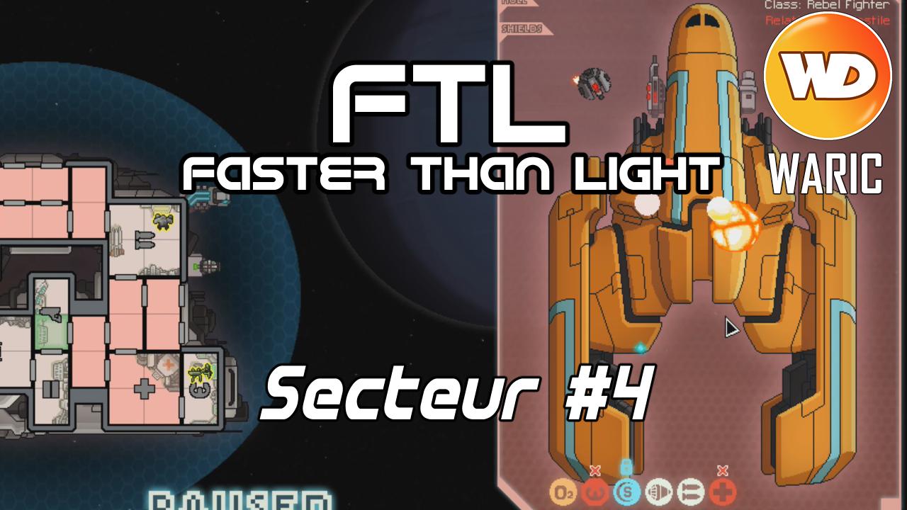FTL Faster Than Light - FR - The Torus - Secteur 4