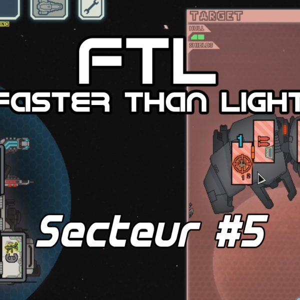 FTL: Faster Than Light - FR - The Torus - Secteur 5