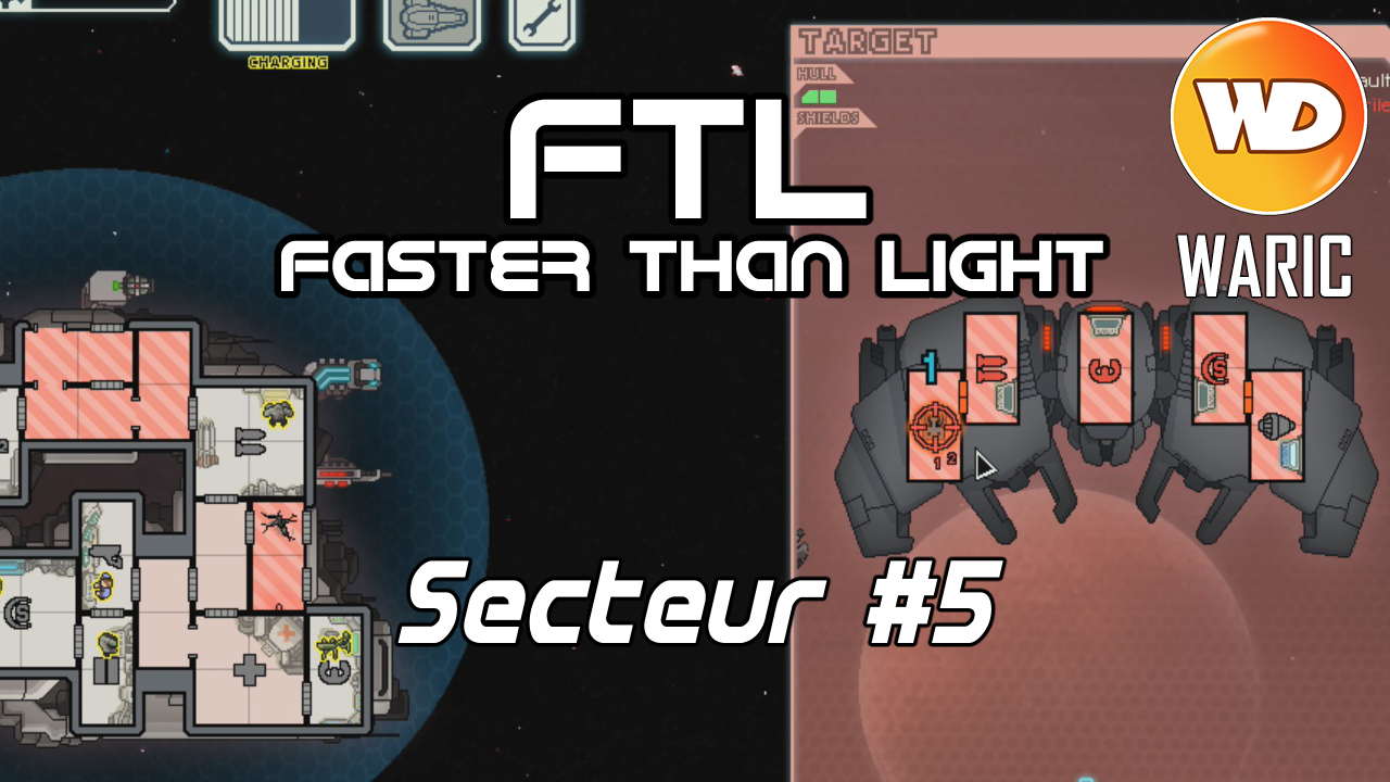 FTL Faster Than Light - FR - The Torus - Secteur 5