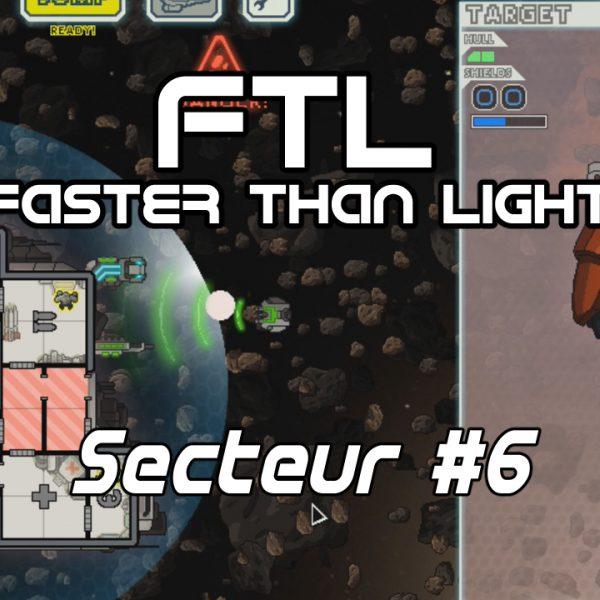 FTL: Faster Than Light - FR - The Torus - Secteur 6