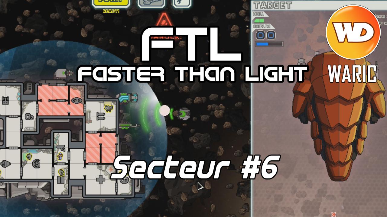 FTL Faster Than Light - FR - The Torus - Secteur 6