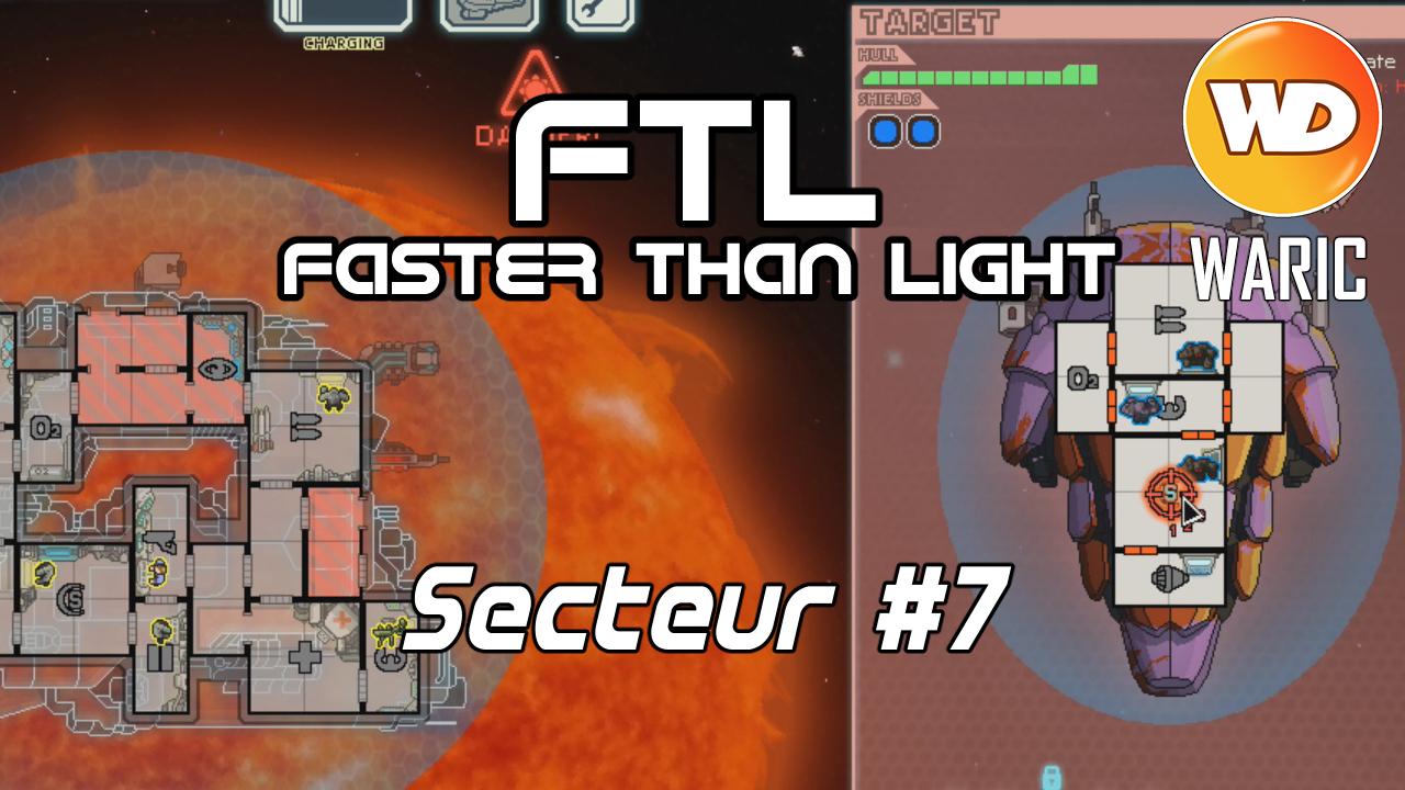 FTL Faster Than Light - FR - The Torus - Secteur 7