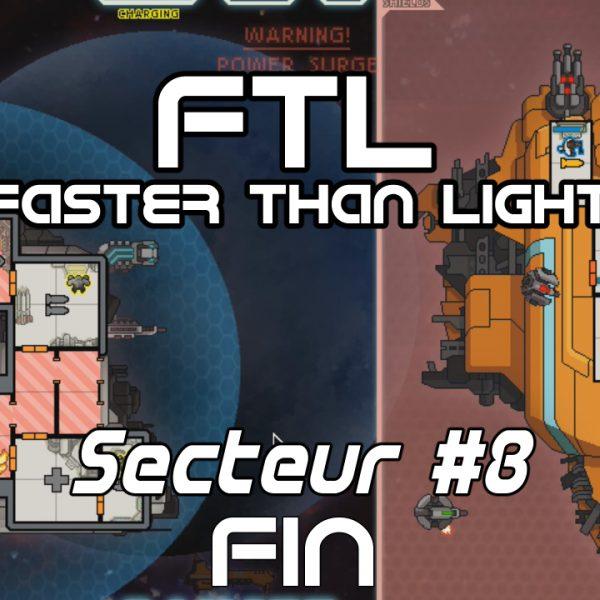 FTL: Faster Than Light - FR - The Torus - Secteur 8