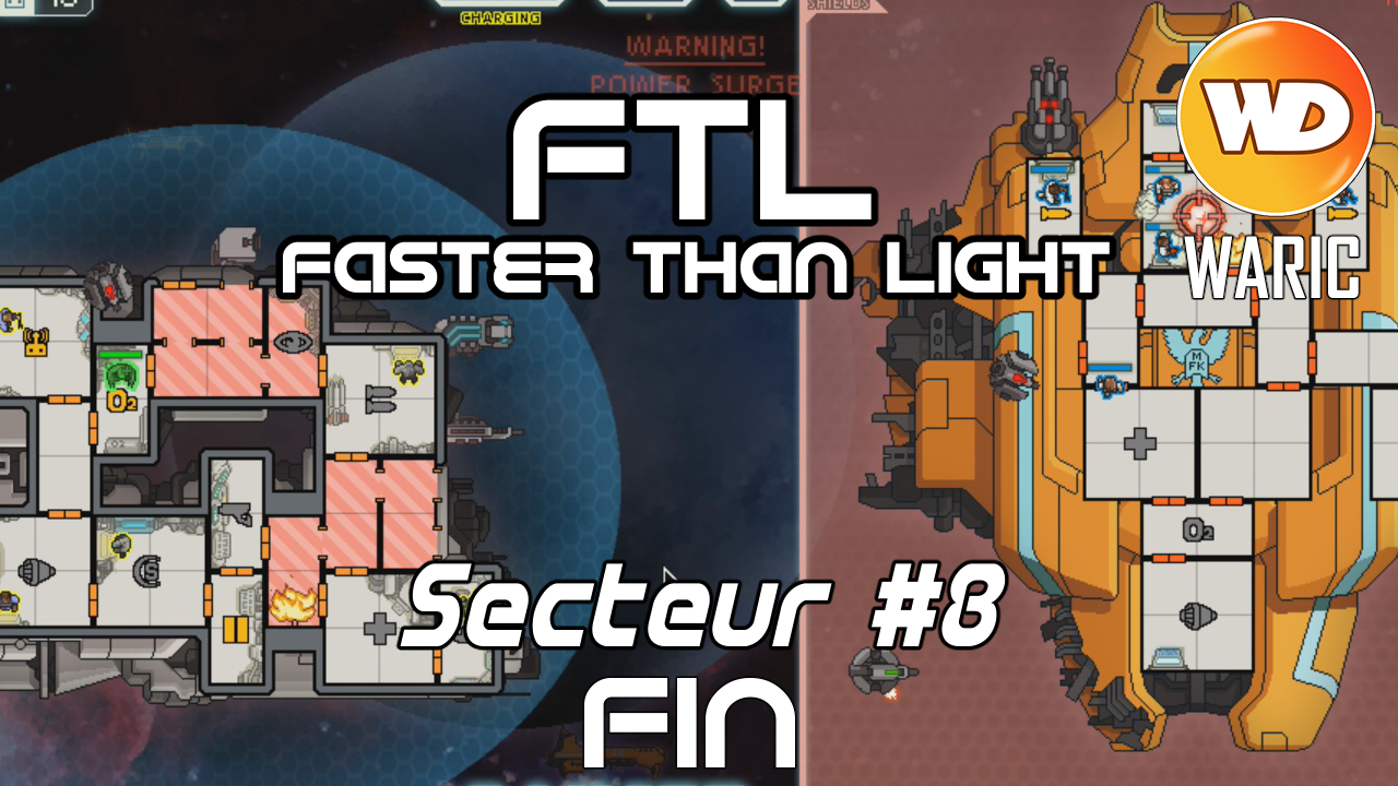 FTL Faster Than Light - FR - The Torus - Secteur 8